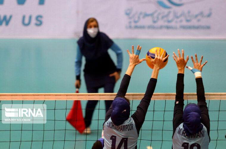 تیم والیبال زنان مهاجر افغانستانی مقیم ایران تشکیل میشود