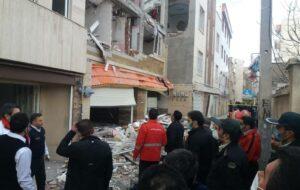 آمار مصدومان و جانباختگان انفجار گاز در اردبیل به ۱۷ نفر افزایش یافت