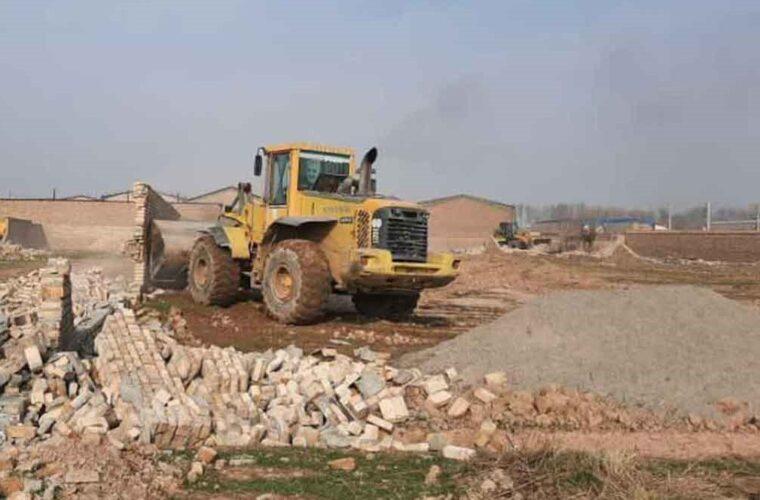 خلاءهای قانونی در بحث مقابله با ساخت و سازهای غیرمجاز مرتفع شود