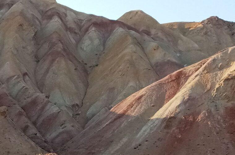 کوه های رنگی «آلا داغلار» + تصاویر