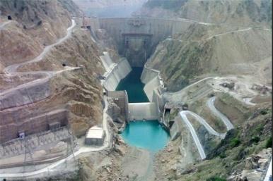ساخت سد خاکی ۲ میلیارد مترمکعبی مشترک ایران با جمهوری آذربایجان