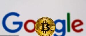 نمایش نوسانات ارزهای دیجیتال توسط گوگل