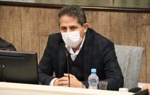 واکسیناسیون ۱۷۰۰پاکبان شهرداری تبریز در برابر کرونا