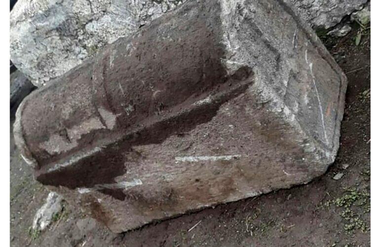 دستگیری عامل کلاهبرداری معامله تابوت سنگی در اهر