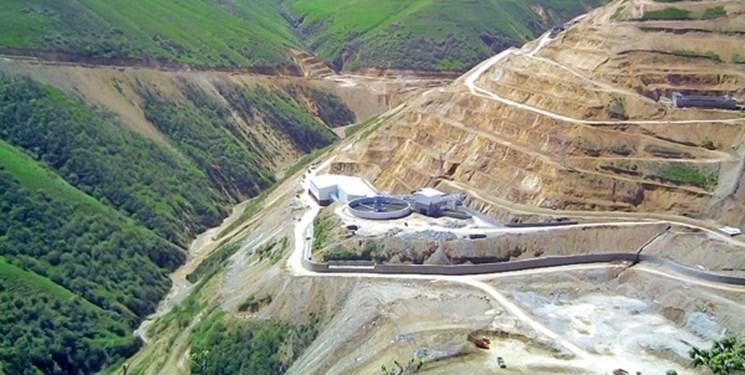 جریمه ۸۰ میلیاردی معدن مس سونگون به دنبال قطع ۲۳ هزار اصله درخت