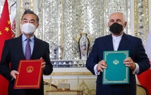 قرارداد ایران و چین از نفوذ آمریکا در منطقه میکاهد