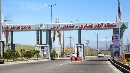 ۲۰ طرح اقتصادی در منطقه آزاد ارس به بهرهبرداری رسید