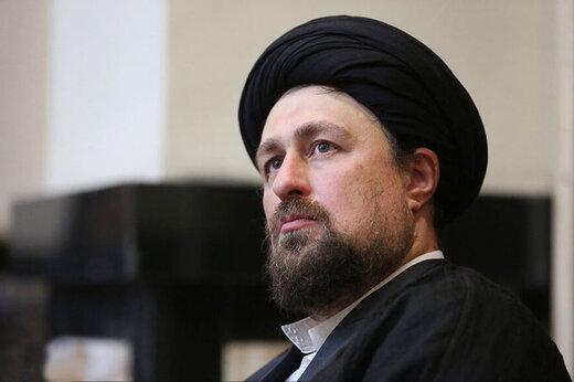 اولین واکنش سیدحسن خمینی به احتمال کاندیداتوری در انتخابات ۱۴۰۰