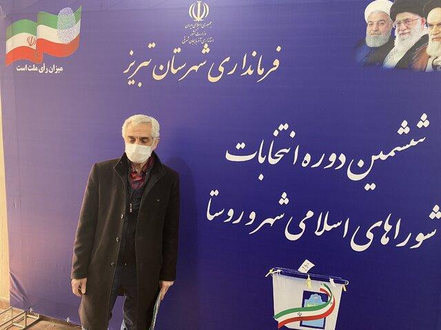 ثبت نام ۲۸ نفر برای شرکت در انتخابات شورای شهر در شهرستان تبریز
