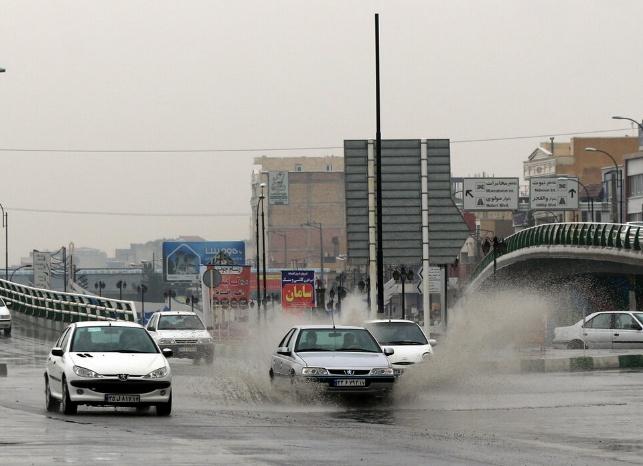 هشدار وزش باد شدید و کاهش دما در کشور