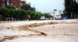 هشدار  درباره احتمال وقوع سیل و آذرخش در آذربایجان شرقی