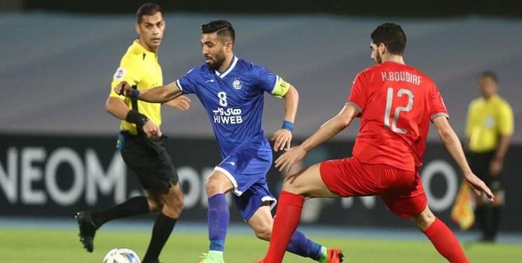 باشگاه استقلال بابت قضاوت داور اردنی به AFC اعتراض کرد