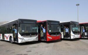 ساعت کار ناوگان اتوبوسرانی تبریز از فردا تغییر میکند