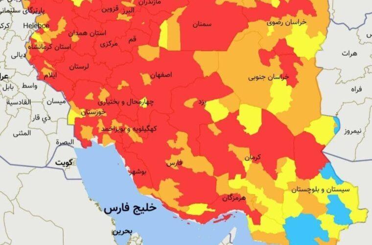 نامه حرکت مردمی تا محو کرونا(حمتاک) به استاندار محترم و ریاست دانشگاه علوم پزشکی تبریز