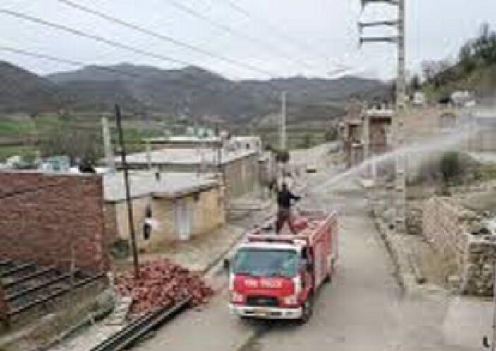 سه روستای چاراویماق قرنطینه شد