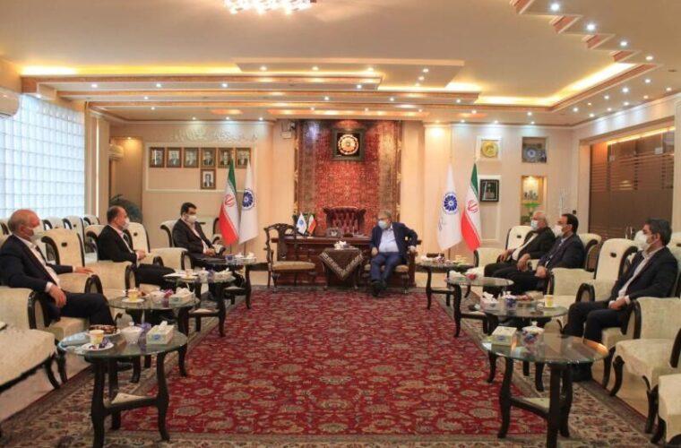 تجارت دوسویه آذربایجانشرقی با جمهوری آذربایجان و ارمنستان ضروری است