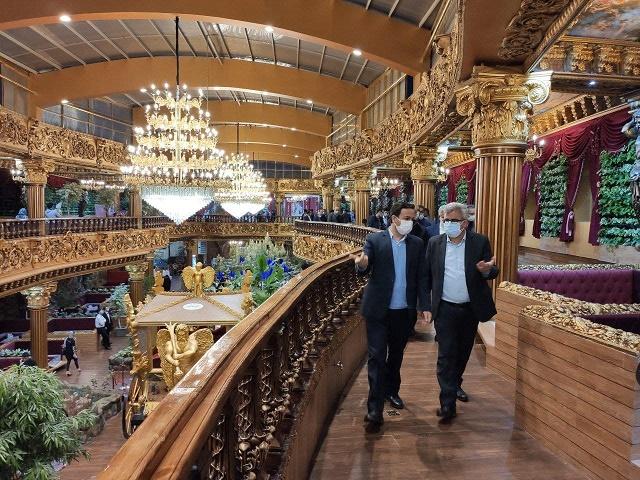 نظارت، توسعه و بروزرسانی رویکرد اصلی گردشگری آذربایجان شرقی در سال ۹۹