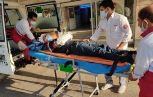 نجات ۳ نفر گردشگر در کوههای اطراف ارومیه