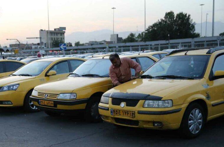 افزایش ۳۵ درصدی نرخ کرایه تاکسی در تبریز