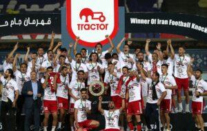 تراکتوریها وارد امارات شدند