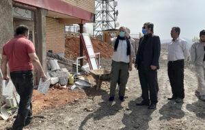 ایجاد اولین پستامدادکوهستان در ارتفاعات تفرجگاه عون بن علی