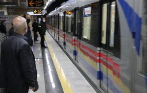 خدمترسانی متروی تبریز در روز عیدسعید فطر به صورت رایگان