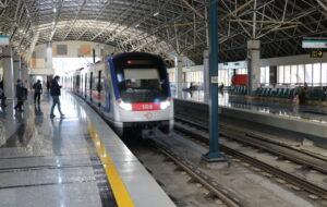 متروی تبریز یکشنبه و پنجشنبه با ۲ ساعت تأخیر فعالیت میکند