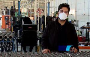دستیابی شرکت دانش بنیان در تبریز به فناوری تولید الکتروموتور