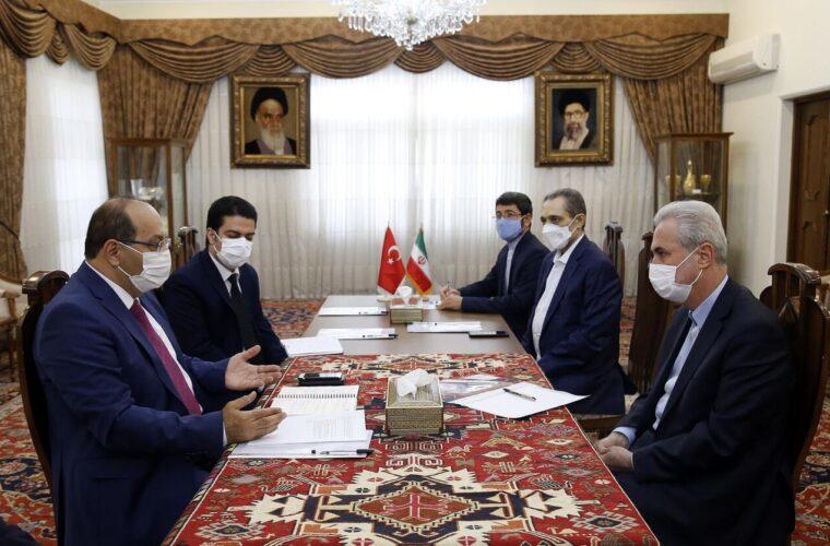 استاندار آذربایجانشرقی: آماده توسعه مناسبات با ترکیه هستیم