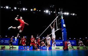 والیبال ایران دوباره مقابل ژاپن تسلیم شد