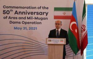 امنیت مرزهای ایران و جمهوری آذربایجان فرصت توسعه را فراهم کرده است