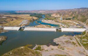 آبگیری دو سد و بهره برداری از ۳۳۵۰ هکتار اراضی پایاب به ارزش ۱۰ هزار میلیارد ریال