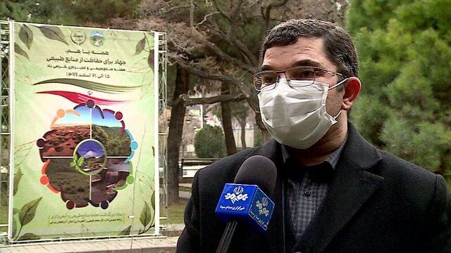 اطفاء حریق در جنگل و مرتع، وظیفه اصلی منابع طبیعی و آبخیزداری آذربایجان شرقی است
