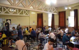 اولین مسابقه حضوری شطرنج در آذربایجان شرقی