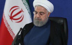 پیام تسلیت روحانی به نماینده ولی فقیه در آذربایجان شرقی
