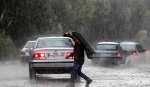 احتمال وقوع سیل و بارش تگرگ در آذربایجان شرقی