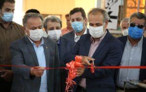 چهار نمایشگاه تخصصی در تبریز گشایش یافت