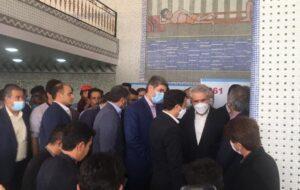 مجتمع آب درمانی یئلسویی در اهر افتتاح شد