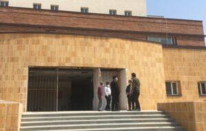 بیمارستان ۹۶ تختخوابی آذرشهر به بهرهبرداری رسید