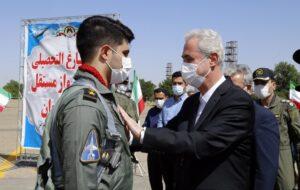 پایگاه شهید فکوری، نقش بسیار مهمی در حراست از آسمان کشور دارد