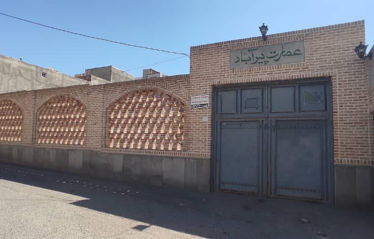 اسرار عمارت پیر آباد ایلخچی راز و رمزهایی مجهول در این خشت تاریخی