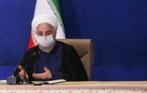 روحانی: اگر قانون مجلس نبود تحریمها قبل عید برداشته میشد