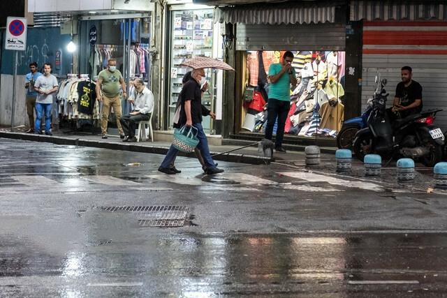 رگبار باران و رعد و برق از شنبه در آذربایجان شرقی