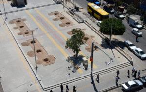 بهرهبرداری از پیاده راه امین و افتتاح بازارچه صنایع دستی درب استانبول