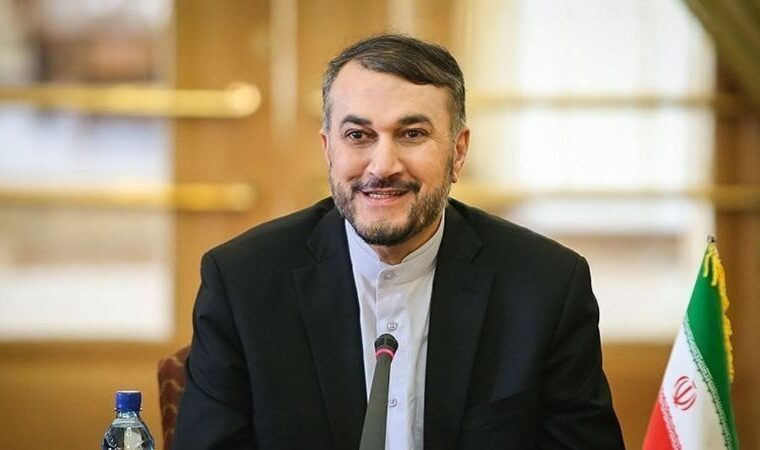 وزیر امور خارجه ایران وارد بغداد شد