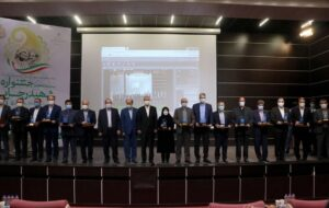 کسب رتبه برتر توسط اداره کل امور اقتصادی و دارایی آذربایجان شرقی در بیست و چهارمین جشنواره شهید رجایی