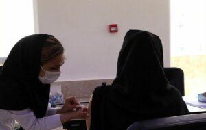 ۵۶ درصد مردم آذربایجانشرقی علیه کرونا واکسینه شدند