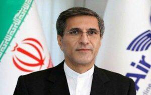 مدیرعامل ایران ایر استعفا داد
